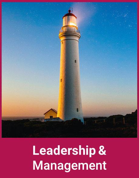 Leadership & Management Category