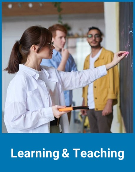 Learning & Teaching Category