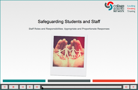 Course Image Safeguarding Students and Staff