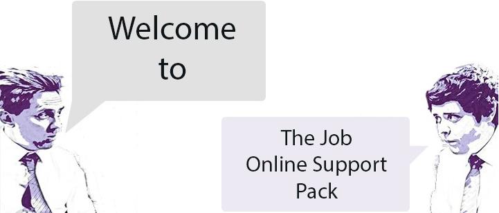 The Job Banner